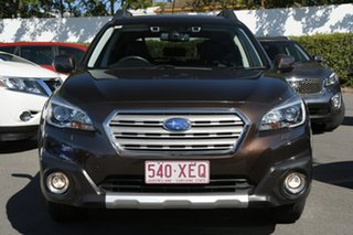 2016 Subaru Outback B6A MY16 2.5i CVT AWD Premium Brown 6 Speed Constant Variable Wagon