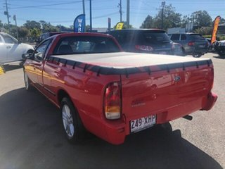 2004 Ford Falcon Red Automatic Utility