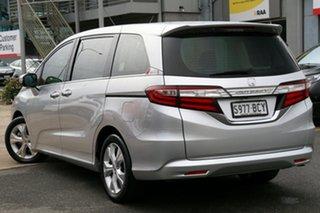 2014 Honda Odyssey RC MY14 VTi Super Platinum 7 Speed Constant Variable Wagon.