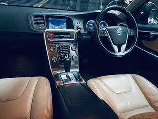 2010 Volvo S60 F Series T6 AWD Black 6 Speed Sports Automatic Sedan.