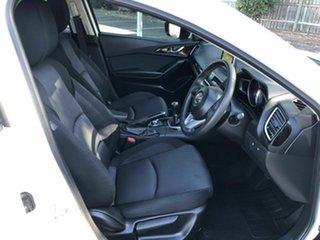 2016 Mazda 3 BN5276 Maxx SKYACTIV-MT White 6 Speed Manual Sedan