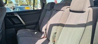 2013 Toyota Landcruiser Prado KDJ150R GX Silver 5 Speed Sports Automatic Wagon