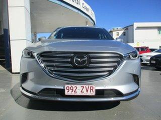 2016 Mazda CX-9 MY16 Azami (FWD) Silver 6 Speed Automatic Wagon