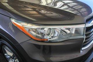 2016 Toyota Kluger GSU50R Grande (4x2) Predawn Grey 6 Speed Automatic Wagon