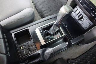 2011 Toyota Landcruiser Prado GRJ150R GXL (4x4) White 5 Speed Sequential Auto Wagon
