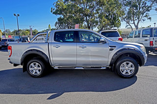 2013 Ford Ranger PX XLT Double Cab Highlight Silver 6 Speed Manual Utility