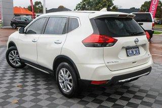 2017 Nissan X-Trail T32 ST 2WD White 6 Speed Manual Wagon.