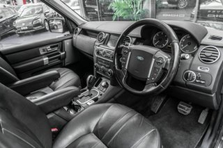 2012 Land Rover Discovery 4 Series 4 MY12 TdV6 CommandShift Black 6 Speed Sports Automatic Wagon