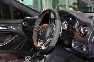 2015 Mercedes-Benz CLA-Class X117 CLA45 AMG Shooting Brake SPEEDSHIFT DCT 4MATIC Black 7 Speed.