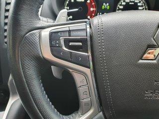 2018 Mitsubishi Pajero Sport QE MY18 Exceed Silver 8 Speed Sports Automatic Wagon