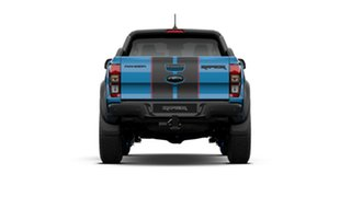2021 Ford Ranger PX MkIII 2021.75MY Raptor X Pick-up Double Cab Performance Blue 10 Speed