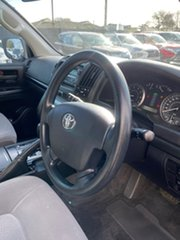 2008 Toyota Landcruiser UZJ200R GXL Grey 5 Speed Sports Automatic Wagon