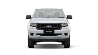 2021 Ford Ranger PX MkIII 2021.75MY XL Arctic White 10 Speed Sports Automatic Double Cab Pick Up.