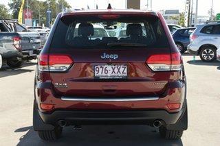 2018 Jeep Grand Cherokee WK MY18 Laredo Red 8 Speed Sports Automatic Wagon