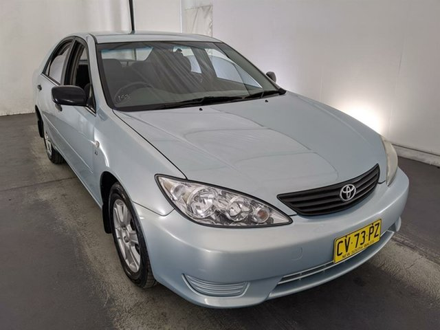 Used Toyota Camry MCV36R Altise Maryville, 2004 Toyota Camry MCV36R Altise Blue 4 Speed Automatic Sedan