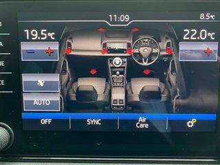 2020 Skoda Karoq NU MY20.5 110TSI FWD White 8 Speed Automatic Wagon