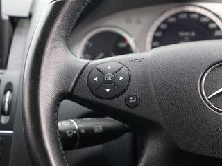 2008 Mercedes-Benz C200 W204 Kompressor Avantgarde Grey 5 Speed Auto Tipshift Sedan