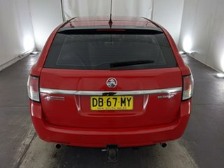 2009 Holden Commodore VE MY10 International Sportwagon Red 6 Speed Sports Automatic Wagon