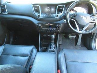 2016 Hyundai Tucson TLe MY17 Highlander D-CT AWD White 7 Speed Sports Automatic Dual Clutch Wagon