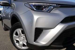 2017 Toyota RAV4 ZSA42R GX 2WD Silver Pearl 7 Speed Constant Variable Wagon.