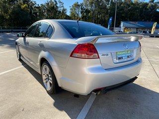 2009 Holden Commodore VE MY09.5 SV6 Silver 5 Speed Automatic Sedan