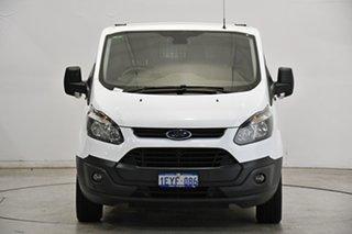 2015 Ford Transit Custom VN 290S Low Roof SWB Frozen White 6 Speed Manual Van.