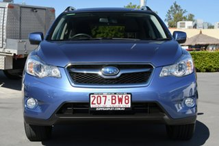 2013 Subaru XV G4X MY13 2.0i-L Lineartronic AWD Blue 6 Speed Constant Variable Wagon
