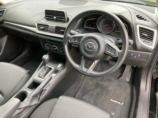 2016 Mazda 3 BM MY15 Neo 6 Speed Automatic Hatchback.