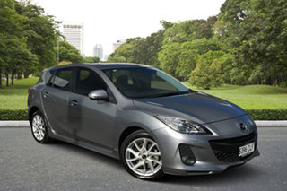 2013 Mazda 3 BL10L2 MY13 SP25 Activematic Billet Silver 5 Speed Sports Automatic Hatchback.