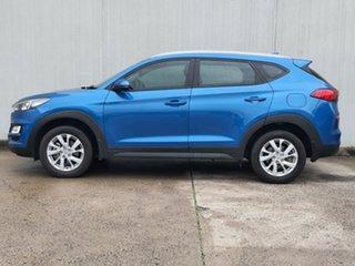 2018 Hyundai Tucson TL MY18 Active X 2WD Blue 6 Speed Sports Automatic Wagon
