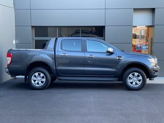 2019 Ford Ranger PX MkIII 2019.00MY XLT Grey 10 Speed Sports Automatic Double Cab Pick Up.