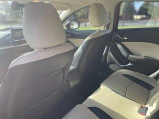 2015 Mazda 3 BM5438 SP25 SKYACTIV-Drive GT Soul Red/white Leather 6 Speed Sports Automatic Hatchback