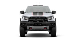 2021 Ford Ranger PX MkIII 2021.75MY Raptor X Pick-up Double Cab Arctic White 10 Speed.