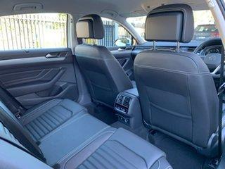 2021 Volkswagen Passat 3C (B8) MY21 140TSI DSG Business White 7 Speed Sports Automatic Dual Clutch
