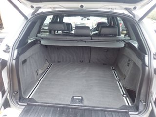 2010 BMW X5 E70 MY10 xDrive 40d Sport Silver Mica Metallic 8 Speed Automatic Sequential Wagon