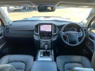 2019 Toyota Landcruiser VDJ200R VX Crystal Pearl 6 Speed Sports Automatic Wagon