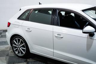 2019 Audi A3 8V MY19 40 TFSI S Tronic White 7 Speed Sports Automatic Dual Clutch Sedan