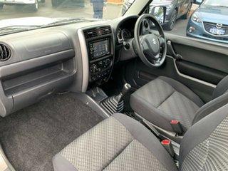 2014 Suzuki Jimny SN413 T6 Sierra Silver 5 Speed Manual Hardtop