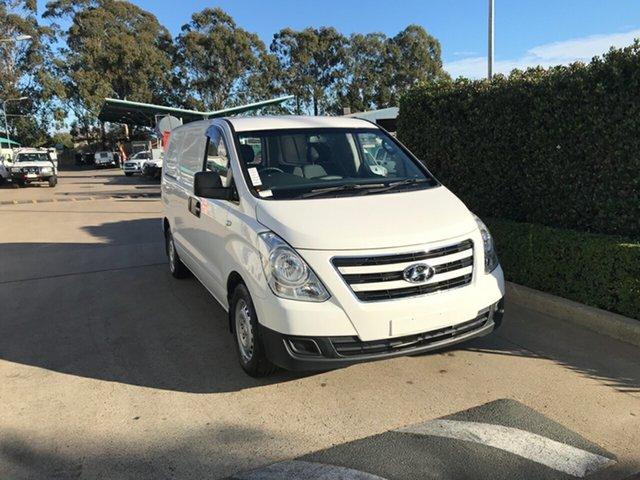 Used Hyundai iLOAD TQ3-V Series II MY18 Acacia Ridge, 2018 Hyundai iLOAD TQ3-V Series II MY18 White 5 speed Automatic Van