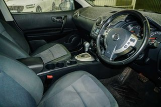 2012 Nissan Dualis J107 Series 3 MY12 +2 Hatch X-tronic 2WD ST Grey 6 Speed Constant Variable