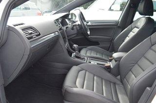 2018 Volkswagen Golf 7.5 MY18 110TSI DSG Highline White 7 Speed Sports Automatic Dual Clutch