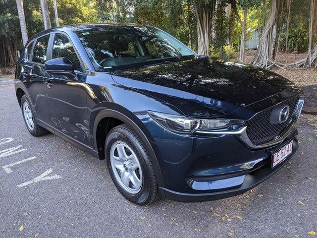 Used Mazda CX-5 KF2W7A Maxx SKYACTIV-Drive FWD Stuart Park, 2017 Mazda CX-5 KF2W7A Maxx SKYACTIV-Drive FWD Blue 6 Speed Sports Automatic Wagon