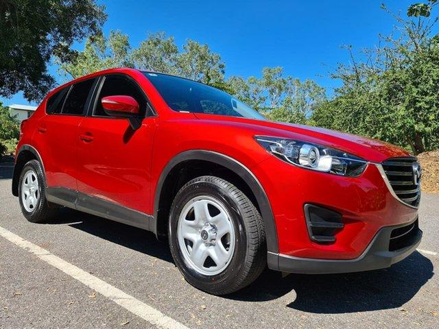 Used Mazda CX-5 KE1072 Maxx SKYACTIV-Drive FWD Stuart Park, 2016 Mazda CX-5 KE1072 Maxx SKYACTIV-Drive FWD Red 6 Speed Sports Automatic Wagon