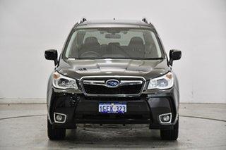 2015 Subaru Forester S4 MY15 XT CVT AWD Premium Black 8 Speed Constant Variable Wagon.