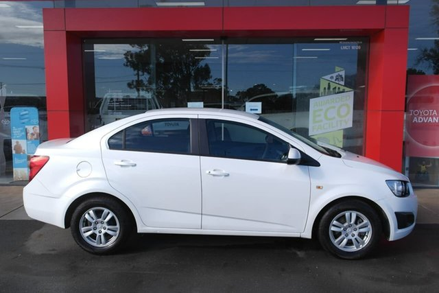Pre-Owned Holden Barina TM MY14 CD Swan Hill, 2014 Holden Barina TM MY14 CD 5 Speed Manual Sedan