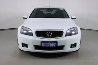 2015 Holden Caprice WN MY16 V White 6 Speed Auto Active Sequential Sedan.