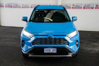 2020 Toyota RAV4 Mxaa52R GXL 2WD Eclectic Blue 10 Speed Constant Variable Wagon.