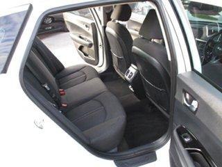 2016 Kia Optima SI White 4 Speed Automatic Sedan