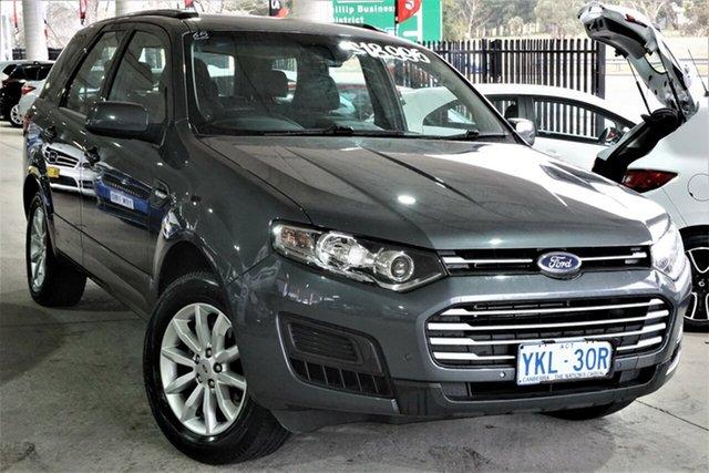 Used Ford Territory SZ MkII TX Seq Sport Shift Phillip, 2015 Ford Territory SZ MkII TX Seq Sport Shift Grey 6 Speed Sports Automatic Wagon