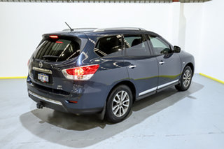 2015 Nissan Pathfinder R52 MY15 ST-L X-tronic 4WD Blue 1 Speed Constant Variable Wagon